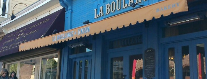 La Boulangerie de San Francisco, Union is one of Top picks for French Restaurants.