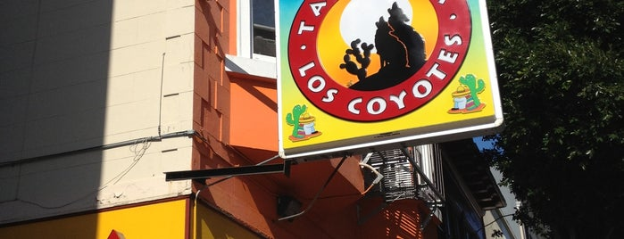 Taqueria Los Coyotes is one of My Unequivocal Favorites.