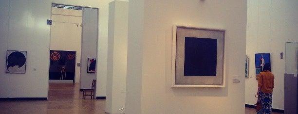 Третьяковская галерея на Крымском Валу is one of ВыСтавки.