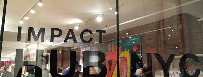 Impact Hub NYC is one of ImpactHUB Global Locations.