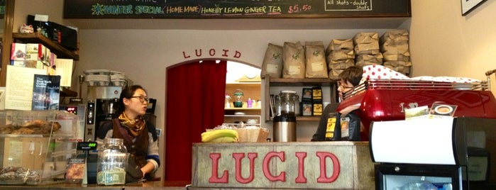 Lucid Cafe is one of USA NYC MAN Midtown East.
