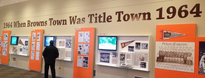 Western Reserve Historical Society is one of CLEVELAND.