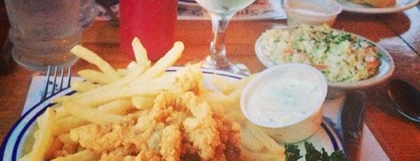 Spinney's Restaurant is one of Restaurant's I like.....