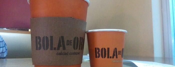 Bola de Oro is one of Muchos.