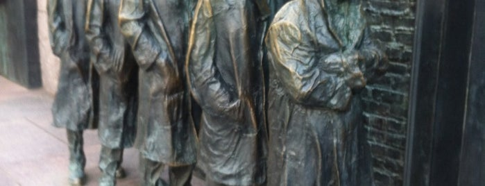 Franklin Delano Roosevelt Memorial is one of 36 hours in...Washington DC.