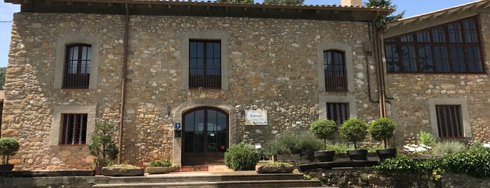 Restaurant Estany Clar is one of Restaurants de Catalunya.