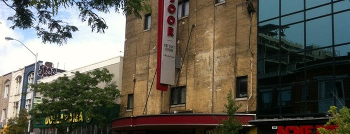 The Bloor Hot Docs Cinema is one of Toronto.