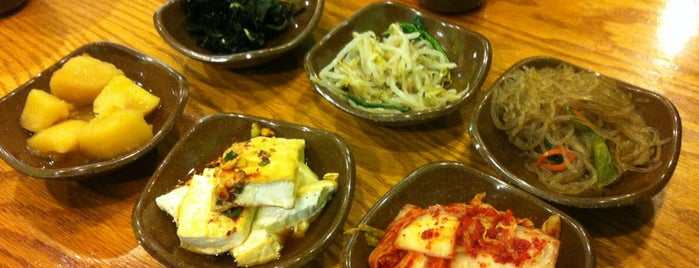 Sunrise House Korean Restaurant 해뜨는집 is one of Nom nom in GTA.