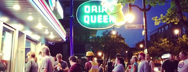 Dairy Queen is one of The 15 Best Places for Milkshakes in Montreal.