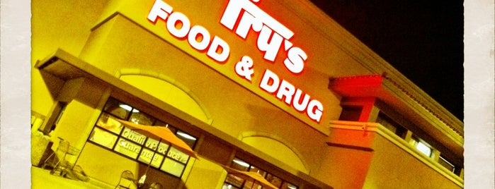 Fry's Marketplace is one of Yuma.