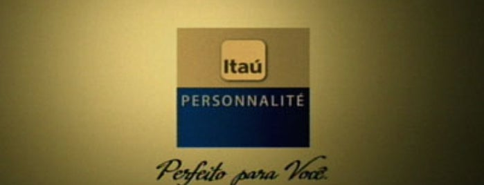 Itaú Personnalité is one of Alphaville.