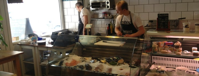 Fischfabrik is one of Best eats in Prenzlauer Berg, Berlin.