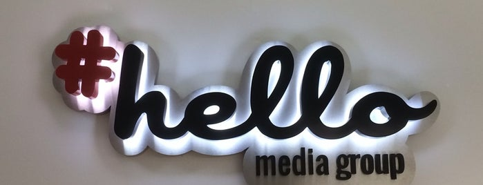 Hello Media Group is one of C.M..