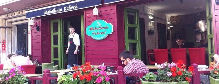 Mahallenin Kahvesi is one of Istanbul.