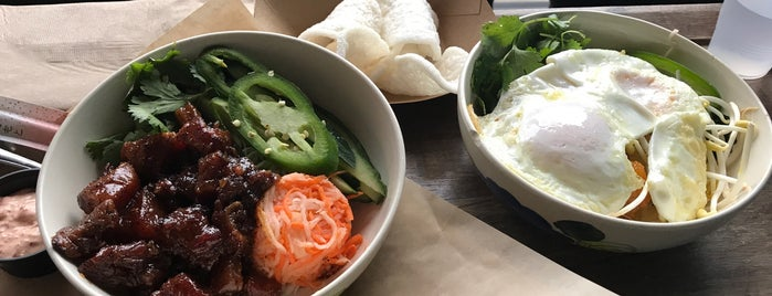 Banh Mi is one of LAX Living.