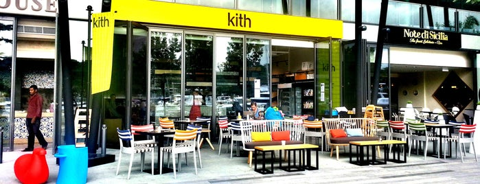 Kith is one of 54 Dog-friendly eateries in Singapore.