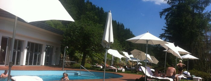 Hotel Traube Tonbach is one of myhotelshop.