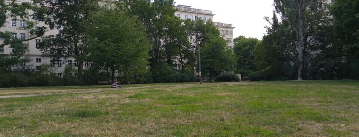Auerpark is one of Best sport places in Berlin.