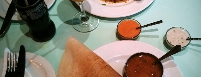 Dosa World is one of East London.