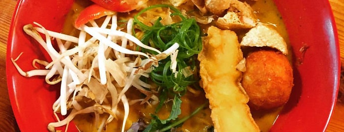 Ejji Ramen is one of A State-by-State Guide to America's Best Ramen.