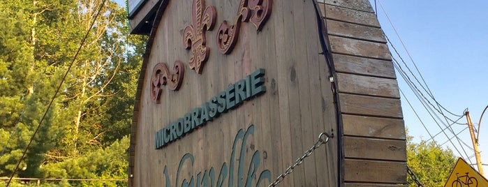 Brasserie De La Nouvelle France is one of Microbrasseries Québec.