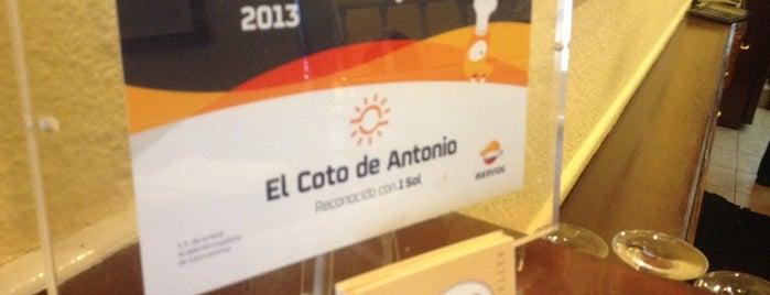 El Coto de Antonio is one of Tenerife: restaurantes y guachinches..