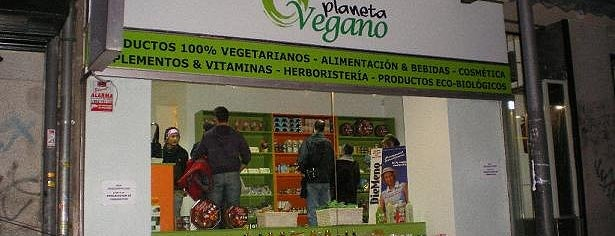 Planeta Vegano is one of Un vegano por favor!!.