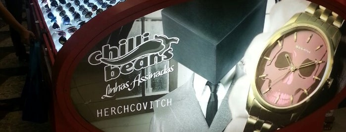 Chilli Beans is one of Shopping da Gávea.