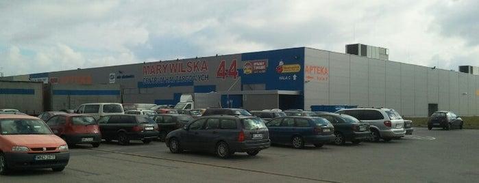 CHT Marywilska 44 is one of Na zakupy!.