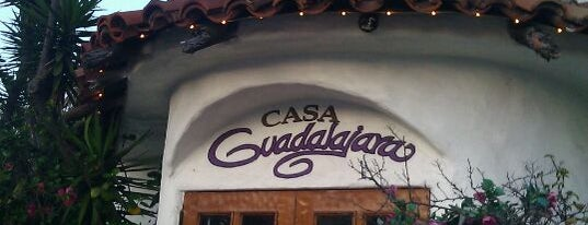 Casa Guadalajara is one of San Diego: Taco Shops & Mexican Food.