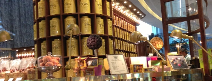 TWG Tea Salon & Boutique is one of Dubai.