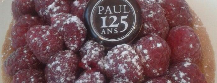 Paul is one of Restaurantes Visitados.