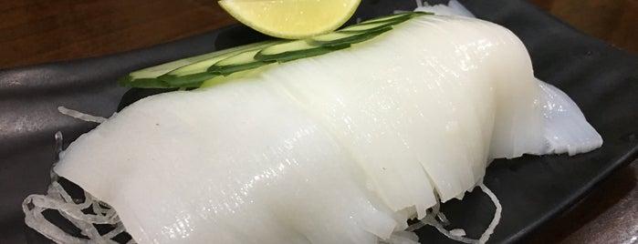 Sushi Tengoku is one of FAVORITE JAPANESE FOOD.