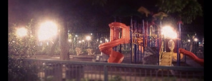 Parque España is one of Top picks for Plazas.