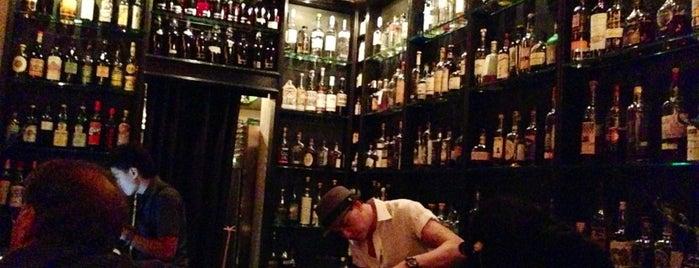 28 HongKong Street is one of The World's 50 Best Bars.