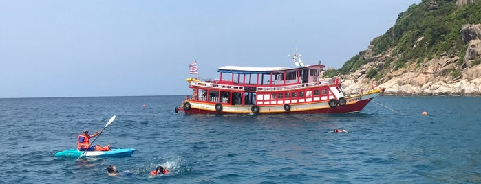 Koh Tao is one of 5 Best Dive Sites.