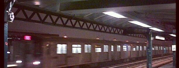 MTA Subway - Simpson St (2/5) is one of NYC Subways 4/5/6.