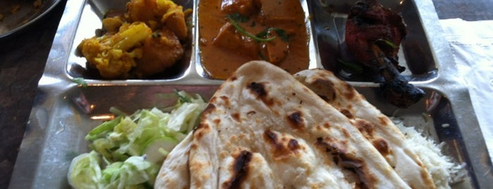Bombay Mahal is one of Restos.
