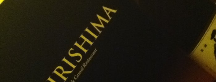 Kirishima Japanese Restaurant is one of All-time favorites in Malaysia.