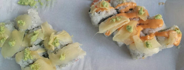 Sushi Star is one of Must-visit Food in or near Mooresville.