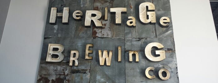 Heritage Brewing Co. is one of Drink!.