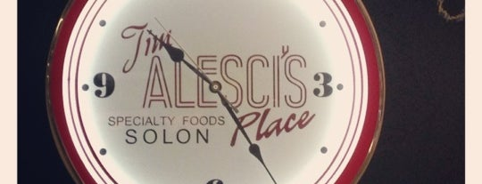 Jim Alesci's Place is one of Work lunch spots.