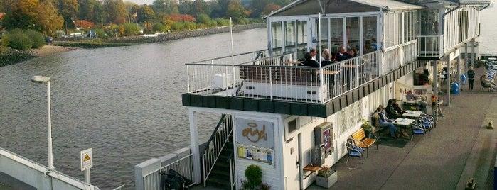 Restaurant Engel is one of Mein liebling HH.