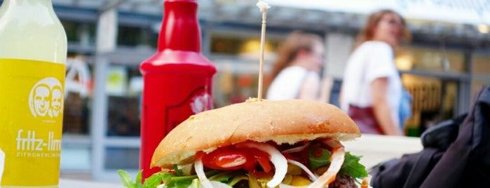 Better Burger Company is one of Mein Deutschland.