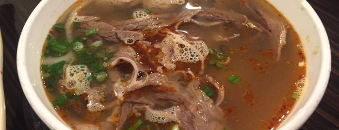 Pho Convoy Noodle House is one of Must-visit Vietnamese Restaurants in San Diego.