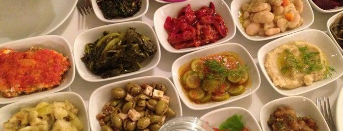 Giritli Restaurant is one of İstanbul Yeme&İçme Rehberi - 1.
