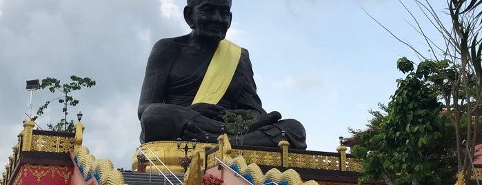 วัดตาลเจ็ดยอด is one of Holy Places in Thailand that I've checked in!!.
