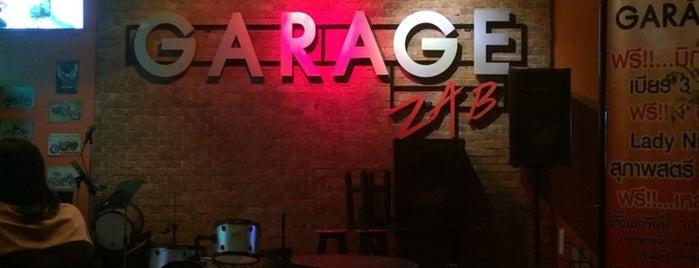 Garage zab is one of ครัวคุณต๋อย 2557.