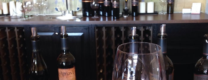 Amavi Cellars is one of Woodinville Wineries.