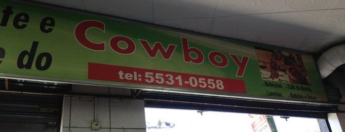 Restaurante e Lanchonete do Cowboy is one of P.F. Week.